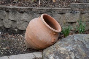 don't be a discarded clay jug...be fit for the Master's use..